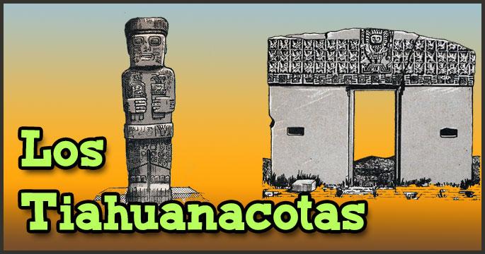 Los Tiahuanacotas - Ciencias Sociales - Ibolivia.net